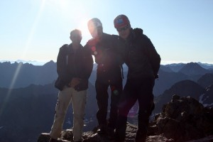 Peak C summit (13,220')