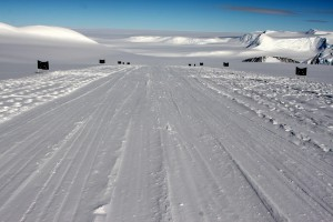 Vinson Base Camp runway