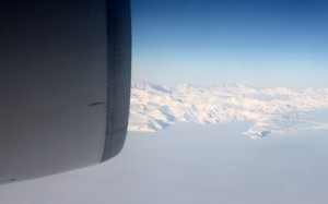 Goodbye Antarctica!