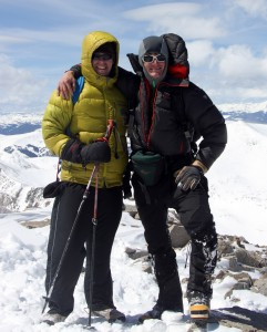 Pikes on another summit together