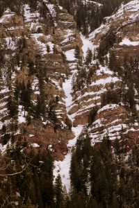 The Minturn Couloir