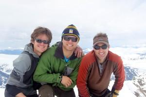 Mt. Arkansas summit (13,795')