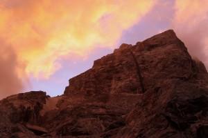 The Middle Teton