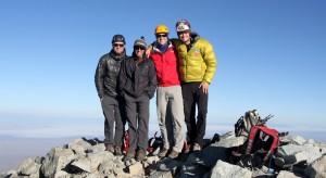 Little Bear Peak summit (14,037')