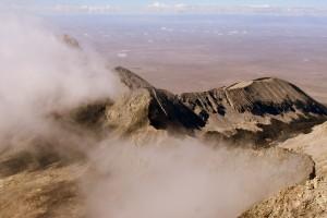 The Little Bear-Blanca traverse from Blanca's summit