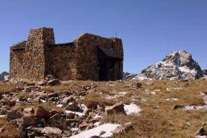 Notch Mountain Hut & Holy Cross
