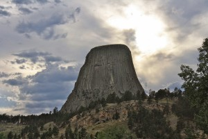 Adios, Devil's Tower. Until next time. Photo by Derek