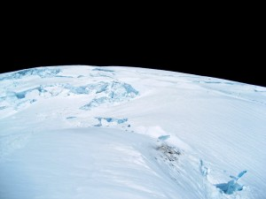 Upper Ingraham Glacier