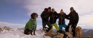 Outpost Peak summit (12,362')