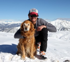 An old favorite - Uneva Peak summit in the Gores