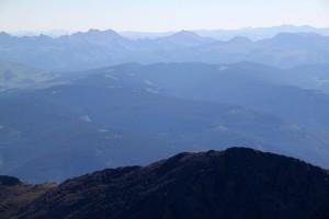 The southern Gore Range
