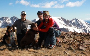 And all of us on Deming's summit