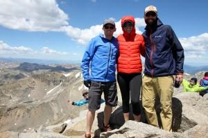 Seth, Britta, & Tim