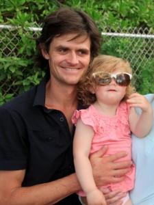 Cool shades, Sawyer