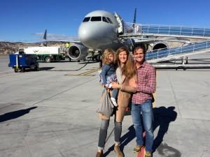 Leaving Eagle for Charlotte