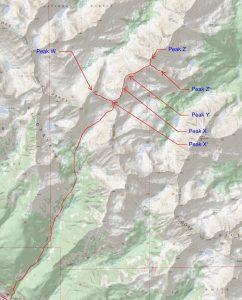 Colorado 13ers   Seven Summits